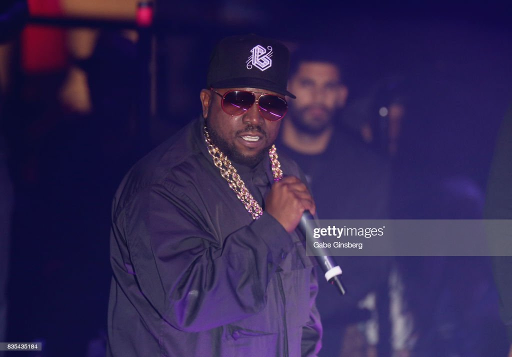 Recording artist Big Boi performs at Drai's Beach Club - Nightclub at The Cromwell Las Vegas on August 19, 2017 in Las Vegas, Nevada.