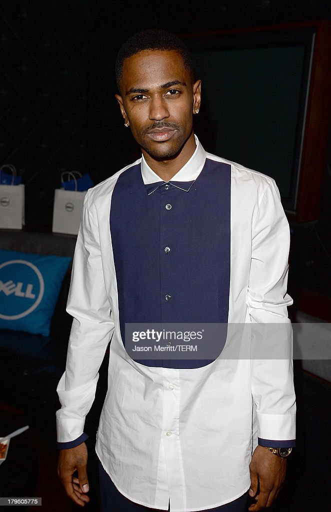 Recording artist <a gi-track='captionPersonalityLinkClicked' href=/galleries/search?phrase=Big+Sean&family=editorial&specificpeople=4449582 ng-click='$event.stopPropagation()'>Big Sean</a> attends a private event at Hyde Lounge hosted by Dell for the Beyonce concert at The Staples Center on July 1, 2013 in Los Angeles, California.