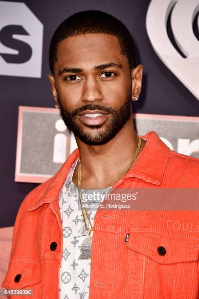 Recording artist Big Sean attends the 2017 iHeartRadio Music Awards which broadcast live on Turner's TBS TNT and truTV at The Forum on March 5 2017...