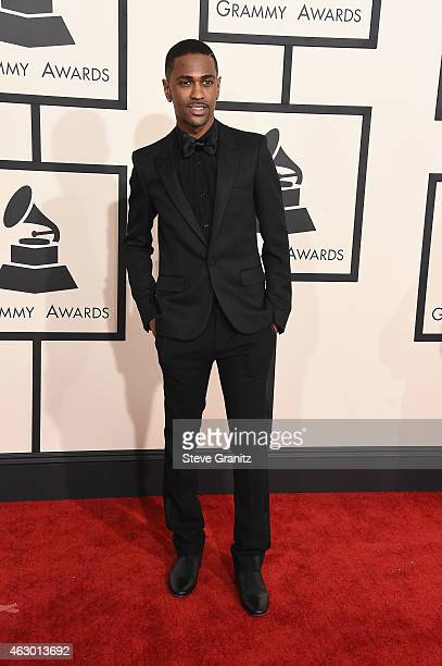 Recording artist Big Sean attends The 57th Annual GRAMMY Awards at the STAPLES Center on February 8 2015 in Los Angeles California
