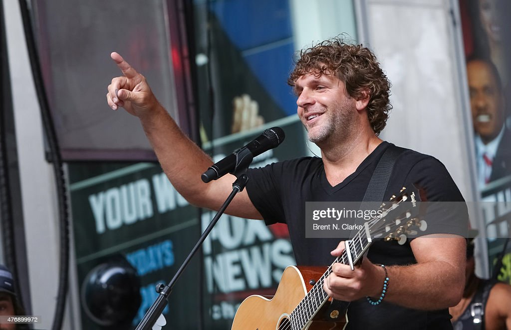 """FOX & Friends"" All American Concert Series - Billy Currington"