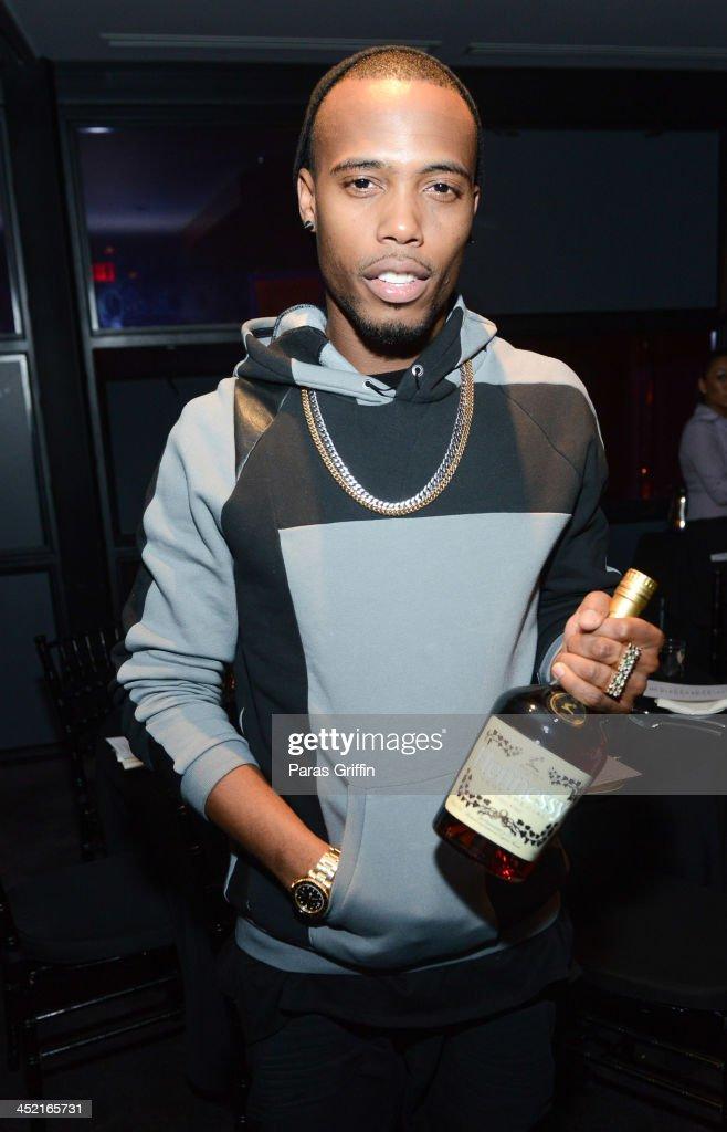 Recording Artist BOB attends the Hennessy VS Very Special BoB Dinner at STK Atlanta on November 25 2013 in Atlanta Georgia