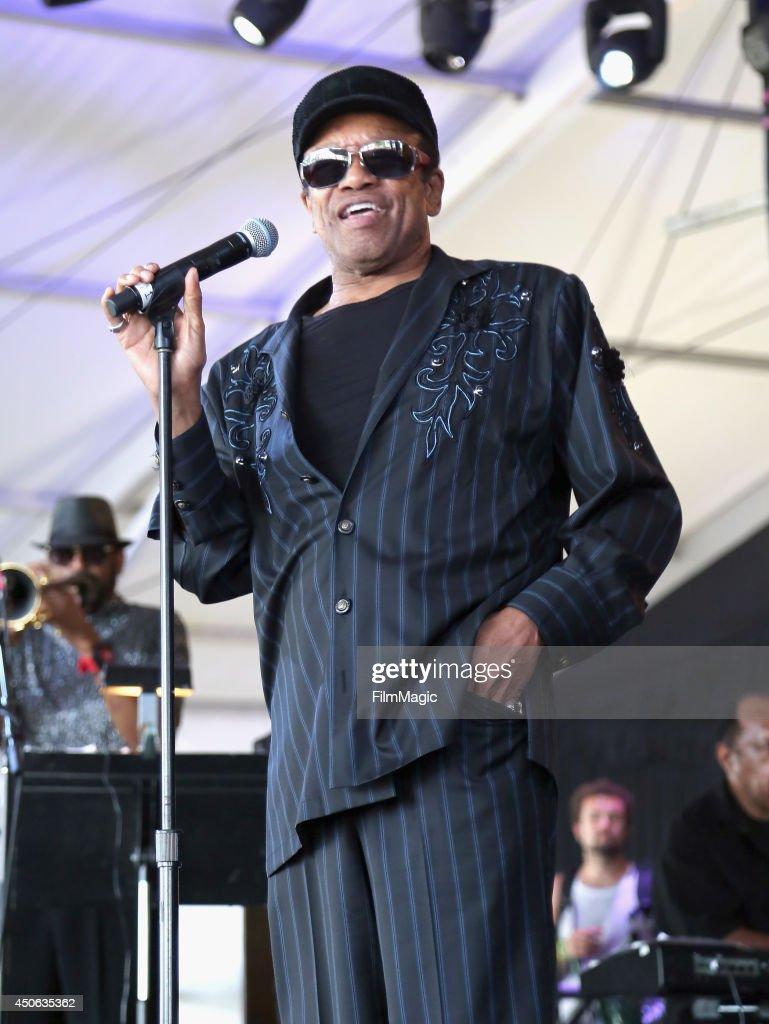 Recording artist Bobby Womack performs onstage at The Other Tent during day 3 of the 2014 Bonnaroo Arts And Music Festival on June 14, 2014 in Manchester, Tennessee.