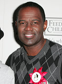 Recording artist Brian McKnight arrives for the 2009 Hollywood Christmas Parade at The Roosevelt Hotel on November 29 2009 in Hollywood California