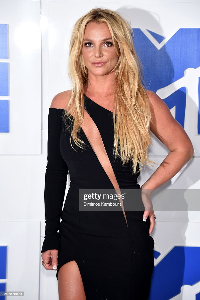 Recording artist Britney Spears attends the 2016 MTV Video Music Awards at Madison Square Garden on August 28, 2016 in New York City.