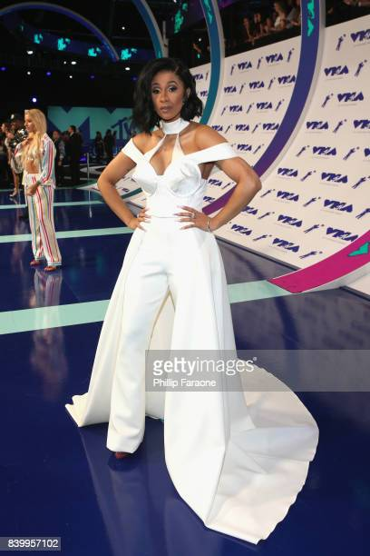 Recording artist Cardi B attends the 2017 MTV Video Music Awards at The Forum on August 27 2017 in Inglewood California