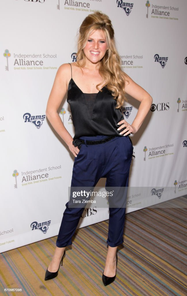 Recording artist Carly Robyn Green attends the Independent School Alliance Impact Awards at the Beverly Wilshire Four Seasons Hotel on April 20, 2017 in Beverly Hills, California.