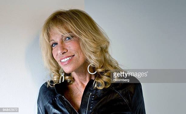 Recording artist Carly Simon stands for a portrait in New York US on Wednesday June 18 2008 Simon's new album is 'This Kind of Love'