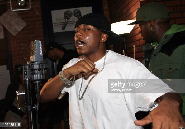 Recording artist Cassidy performs at his 'CASH' album listening session at Fight Club Studios on November 11 2010 in New York City