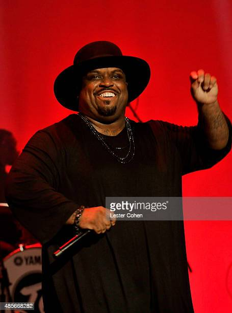 Recording artist Cee Lo Green performs onstage at the 2015 BMI RB/HipHop Awards at Saban Theatre on August 28 2015 in Beverly Hills California