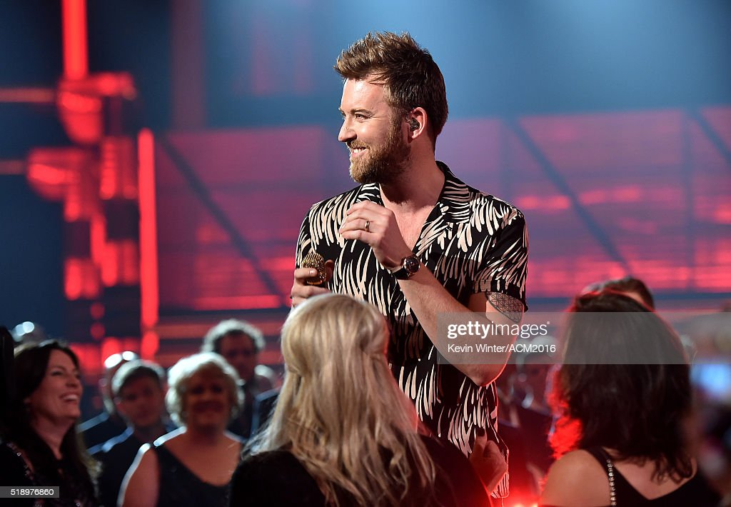 Recording artist Charles Kelley performs onstage during the 51st Academy of Country Music Awards at MGM Grand Garden Arena on April 3, 2016 in Las Vegas, Nevada.