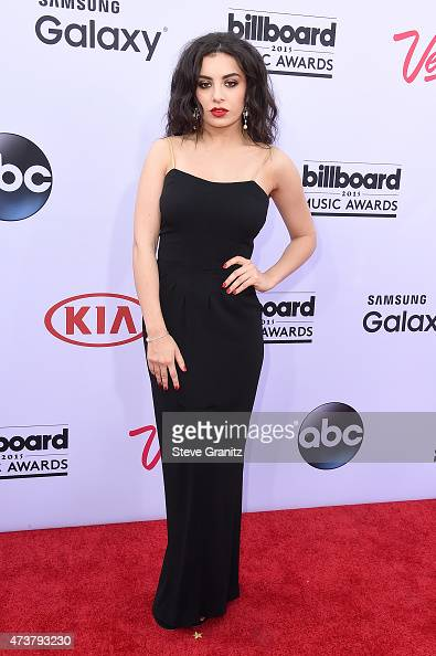Recording artist Charli XCX attends the 2015 Billboard Music Awards at MGM Grand Garden Arena on May 17 2015 in Las Vegas Nevada