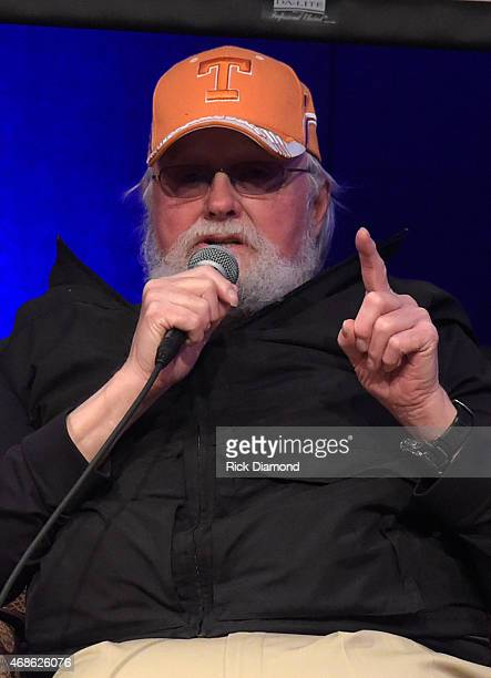 Recording Artist Charlie Daniels attends 'Songs From A Room The Nashville Works Of Dylan And Cohen' Featuring Bob Wilson Charlie Daniels Sylvie...