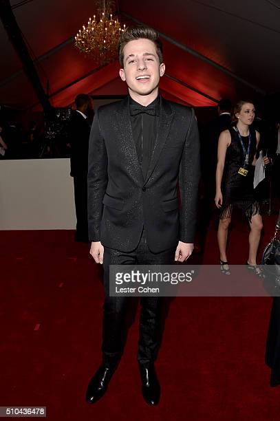 Recording artist Charlie Puth attends The 58th GRAMMY Awards at Staples Center on February 15 2016 in Los Angeles California