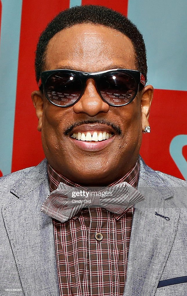 Recording artist Charlie Wilson visits J&R Music World on January 29, 2013 in New York City.