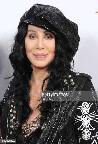 Recording artist Cher attends premiere of Open Roads Films' 'The Promise' at TCL Chinese Theatre on April 12 2017 in Hollywood California