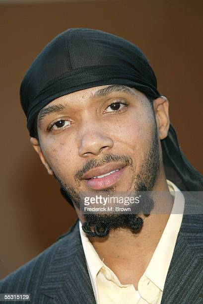 Recording artist Chester 'Lyfe' Jennings arrives at the 10th Annual Soul Train Lady of Soul Awards held at the Pasadena Civic Auditorium on September...