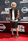 Recording artist Chris Brown attends the 2015 BET Awards at the Microsoft Theater on June 28 2015 in Los Angeles California