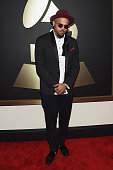 Recording Artist Chris Brown attends The 57th Annual GRAMMY Awards at the STAPLES Center on February 8 2015 in Los Angeles California