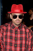 Recording artist Chris Brown attends the BET AWARDS '14 at Nokia Theatre LA LIVE on June 29 2014 in Los Angeles California