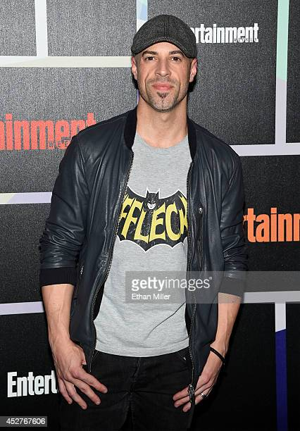 Recording artist Chris Daughtry attends Entertainment Weekly's annual ComicCon celebration at Float at Hard Rock Hotel San Diego on July 26 2014 in...