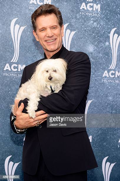Recording Artist Chris Isaak attends the 9th annual ACM Honors at The Ryman Auditorium on September 1 2015 in Nashville Tennessee