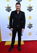 Recording artist Chris Young attends the 50th Academy of Country Music Awards at ATT Stadium on April 19 2015 in Arlington Texas