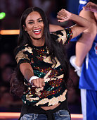 Recording artist Ciara performs onstage at the Nickelodeon Kids' Choice Sports Awards 2015 at UCLA's Pauley Pavilion on July 16 2015 in Westwood...