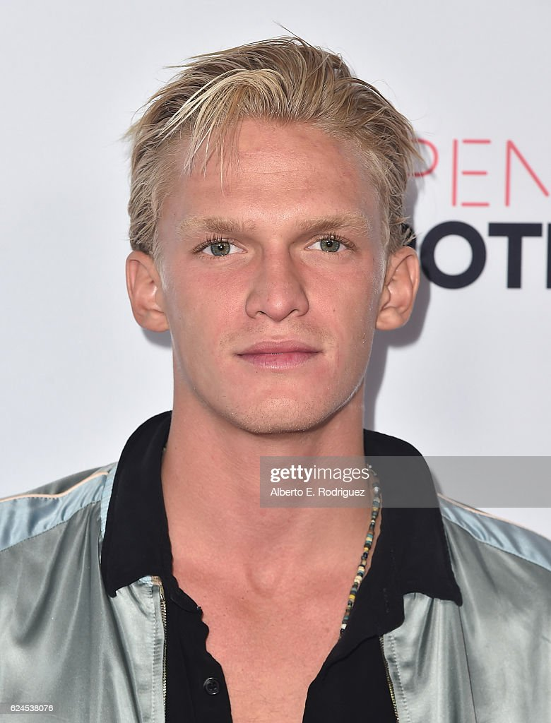 Recording artist Cody Simpson attends the 3rd Annual Airbnb Open Spotlight at Various Locations on November 19, 2016 in Los Angeles, California.