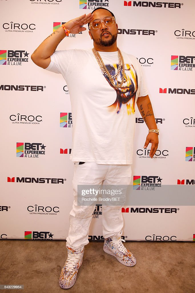 Recording artist Colonel Loud attends the BETX gifting suite during the 2016 BET Experience on June 26, 2016 in Los Angeles, California.