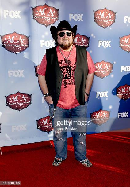 Recording artist Colt Ford arrives at the American Country Awards 2013 at the Mandalay Bay Events Center on December 10 2013 in Las Vegas Nevada