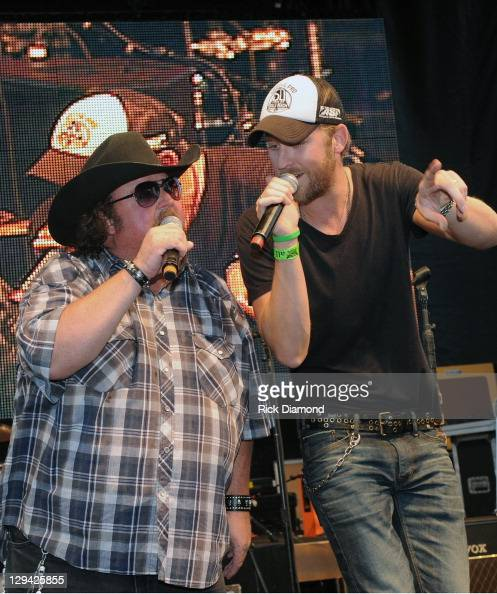 Recording Artist Colt Ford is joined by Recording Artist Charles Kelley of Lady Antebellum during Dierks Bentley's 6th annual Miles Music for Kids at...