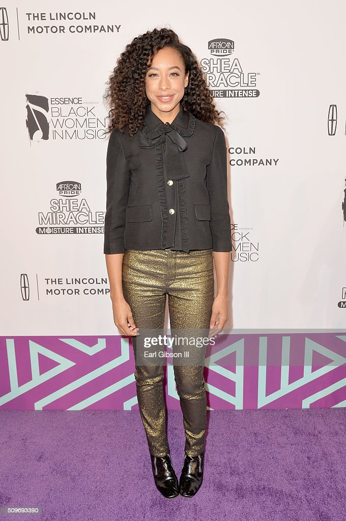 Recording artist <a gi-track='captionPersonalityLinkClicked' href=/galleries/search?phrase=Corinne+Bailey+Rae&family=editorial&specificpeople=591814 ng-click='$event.stopPropagation()'>Corinne Bailey Rae</a> attends the 2016 Essence Black Women in Music event at Avalon on February 11, 2016 in Hollywood, California.