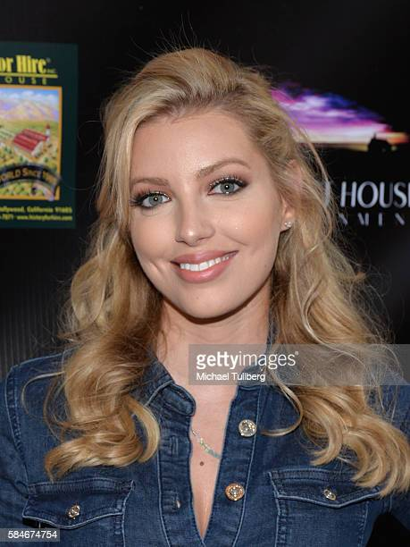 Recording artist Dalal Bruchmann attends the premiere of the new musical 'MARILYN' at Alex Theatre on July 29 2016 in Glendale California