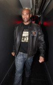 Recording artist Darryl 'DMC' McDaniels attends the Harley Davidson Presents Band Of Brothers event at The 40 / 40 Club on February 24 2011 in New...