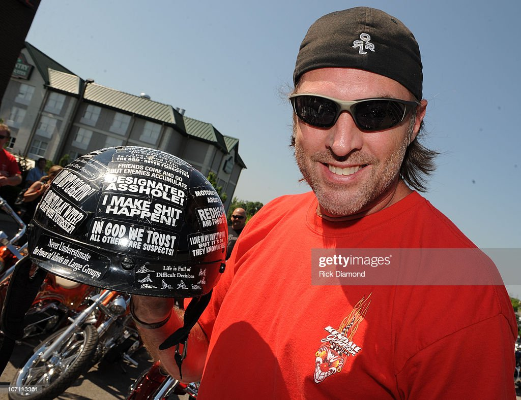 2008 CMA Music Festival - Ride For A Cure Benefiting the T.J. Martell