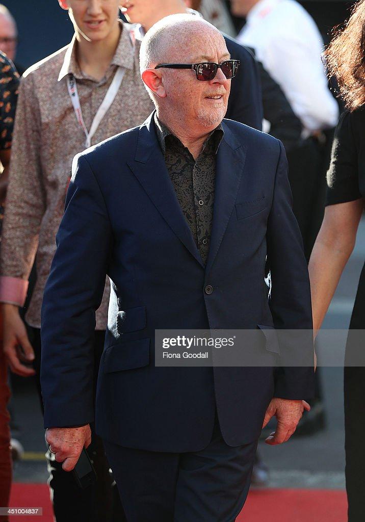 Recording artist Dave Dobbyn arrives at the New Zealand Music Awards at Vector Arena at Vector Arena on November 21, 2013 in Auckland, New Zealand.