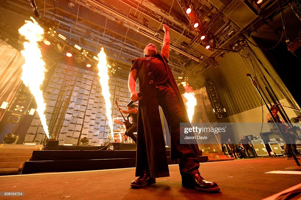 Disturbed And Rob Zombie With Special Guest Pop Evil In Concert - Nashville, Tennesee