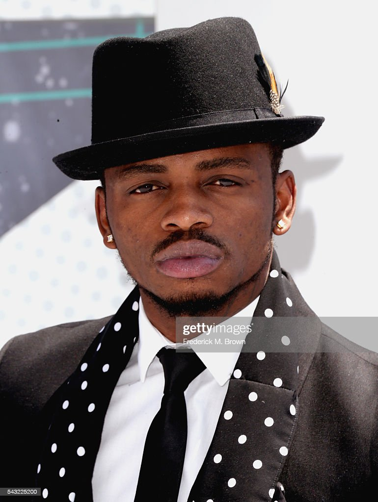 Recording artist Diamond Platnumz attends the 2016 BET Awards at the Microsoft Theater on June 26, 2016 in Los Angeles, California.