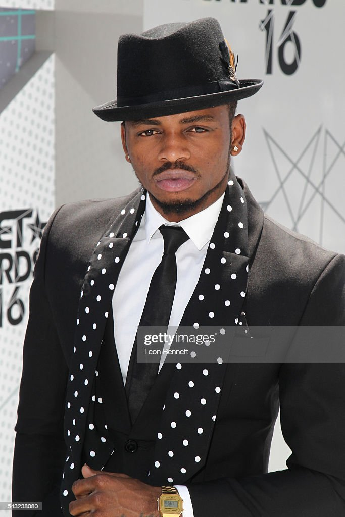 Recording artist Diamond Platnumz attends the Make A Wish VIP Experience at the 2016 BET Awards on June 26, 2016 in Los Angeles, California.