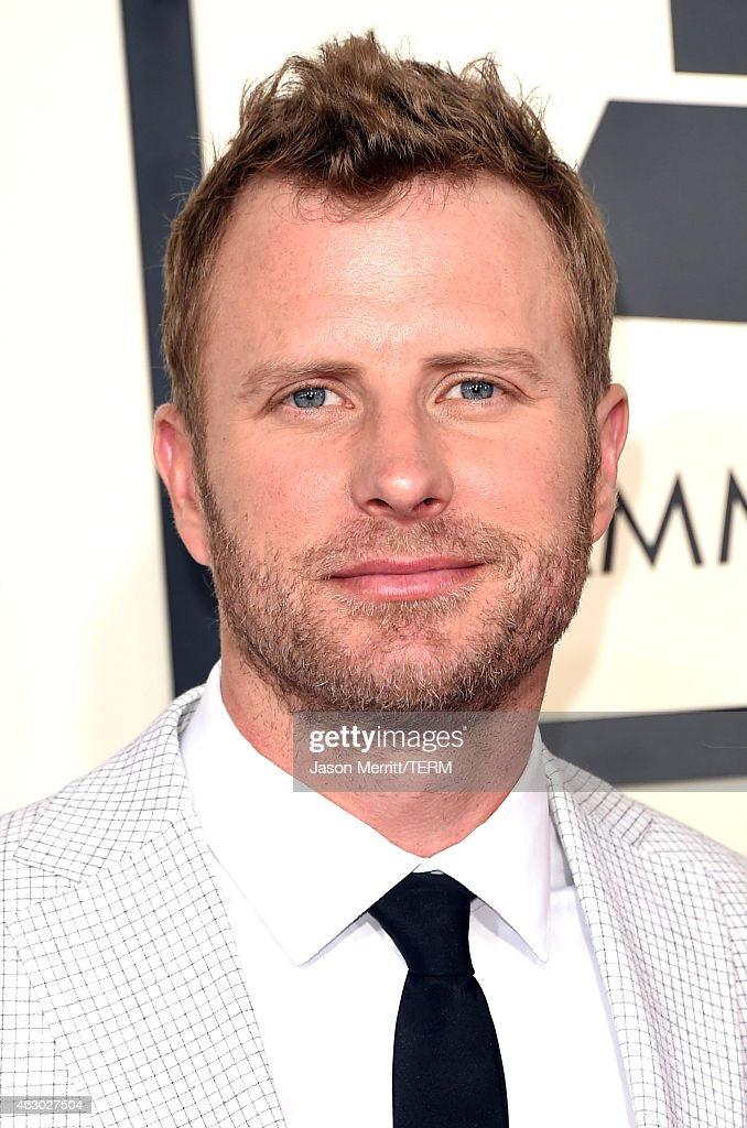 Recording Artist <a gi-track='captionPersonalityLinkClicked' href=/galleries/search?phrase=Dierks+Bentley&family=editorial&specificpeople=243007 ng-click='$event.stopPropagation()'>Dierks Bentley</a> attends The 57th Annual GRAMMY Awards at the STAPLES Center on February 8, 2015 in Los Angeles, California.
