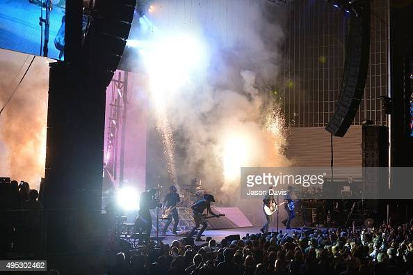 �� Recording Artist Dierks Bentley performs during the Dierks Bentley 10th Anniversary Miles and Music for Kids Benefit Concert at Ascend...