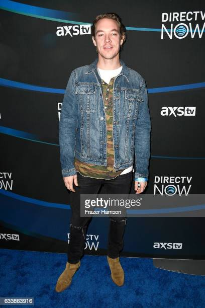 Recording artist Diplo attends the 2017 DIRECTV NOW Super Saturday Night Concert at Club Nomadic on February 4 2017 in Houston Texas