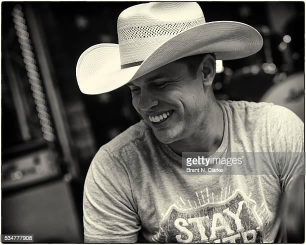 Recording artist Dustin Lynch attends the 'FOX Friends' All American Concert Series outside of FOX Studios on May 27 2016 in New York City