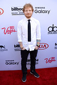 Recording artist Ed Sheeran attends the 2015 Billboard Music Awards at MGM Grand Garden Arena on May 17 2015 in Las Vegas Nevada