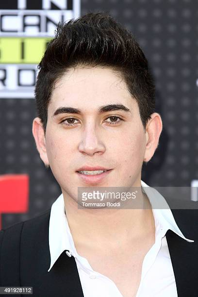 Recording artist El Bebeto attends the Telemundo's Latin American Music Awards 2015 held at Dolby Theatre on October 8 2015 in Hollywood California