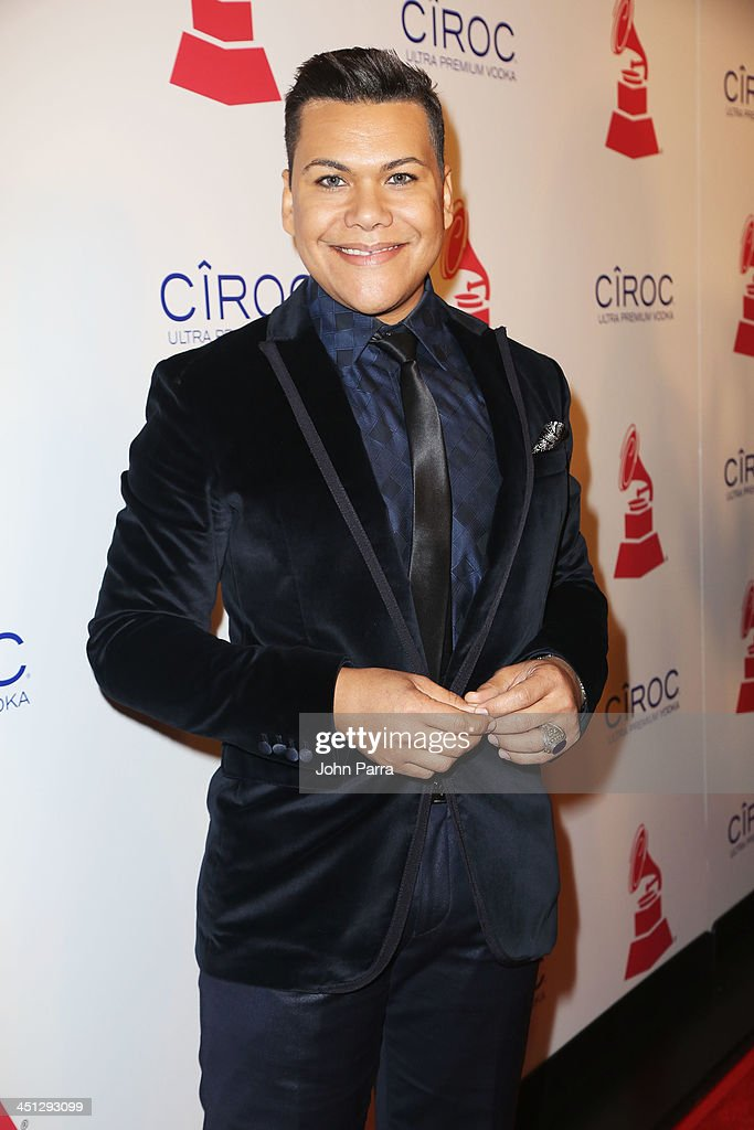 Recording artist El Nino Prodigio attends The 14th Annual Latin GRAMMY Awards after party at the Mandalay Bay Events Center on November 21, 2013 in Las Vegas, Nevada.