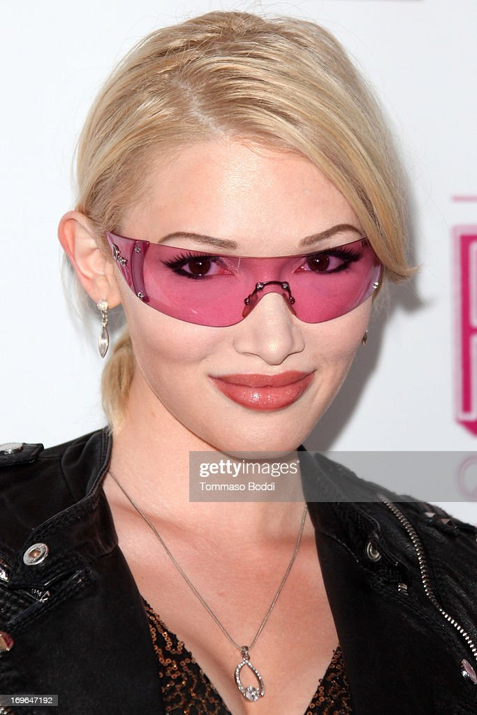 Recording artist Emii attends the 'Priscilla Queen Of The Desert' Los Angeles opening night held at the Pantages Theatre on May 29, 2013 in Hollywood, California.