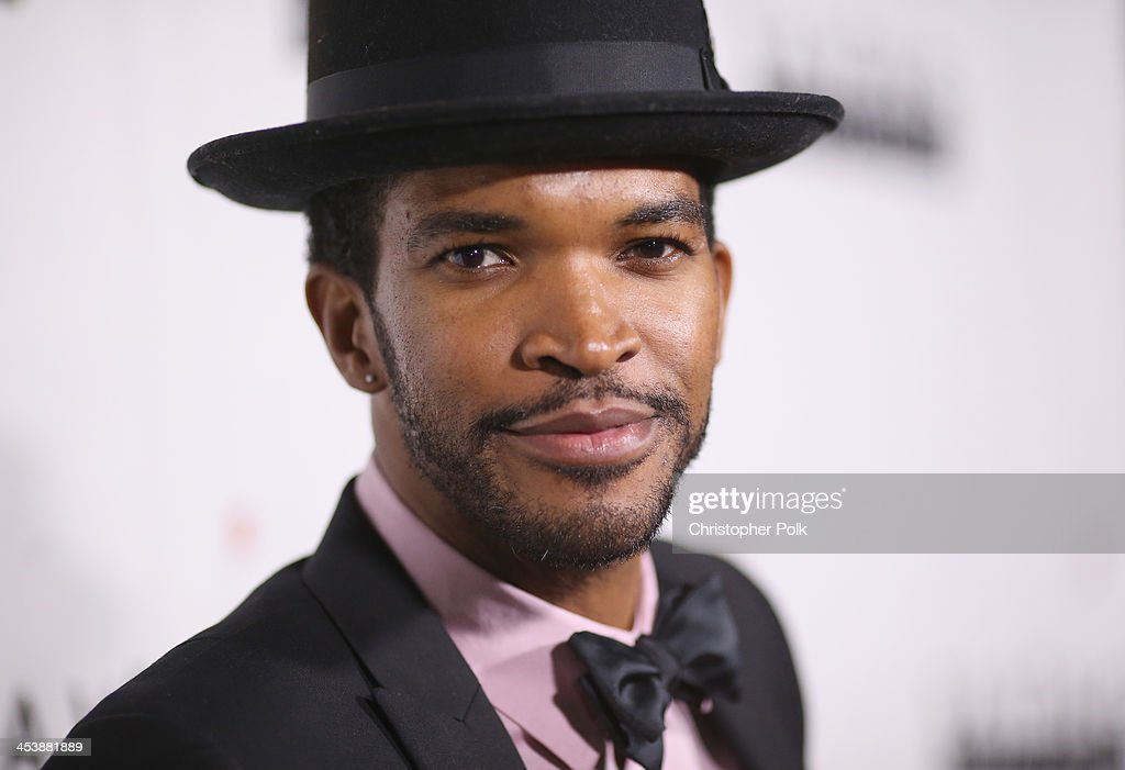 Recording artist Emmett Skyy attends the 2nd Annual Saving Innocence Gala at The Crossing on December 5, 2013 in Los Angeles, California.