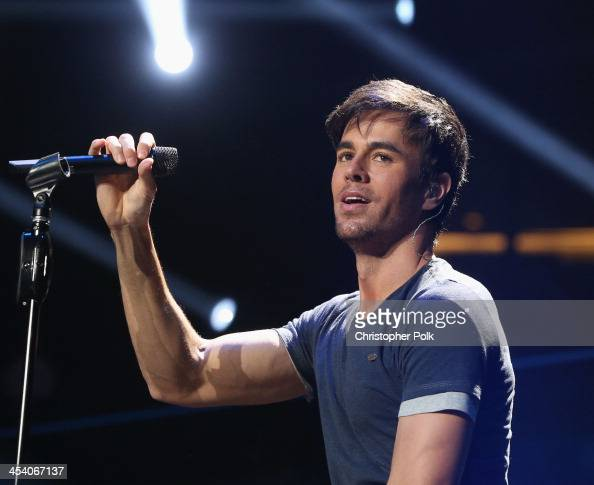 Enrique Iglesias Stock Photos and Pictures | Getty Images